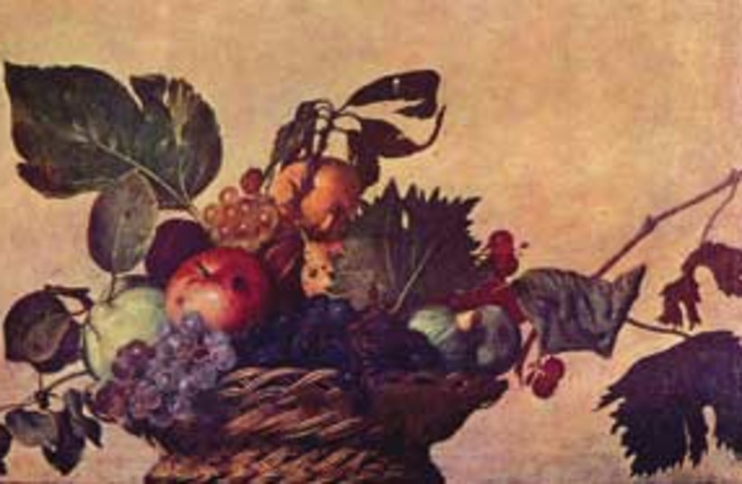 fruit (photo credit: Michelangelo da Carvaggio)