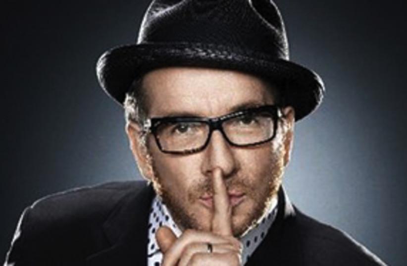 Elvis Costello 311 (photo credit: AP)