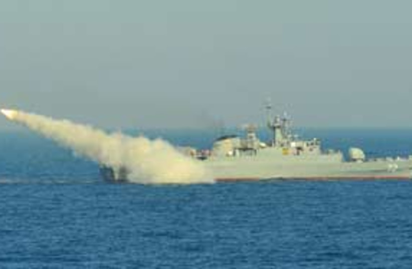 iran warship 311 (photo credit: Associated Press)