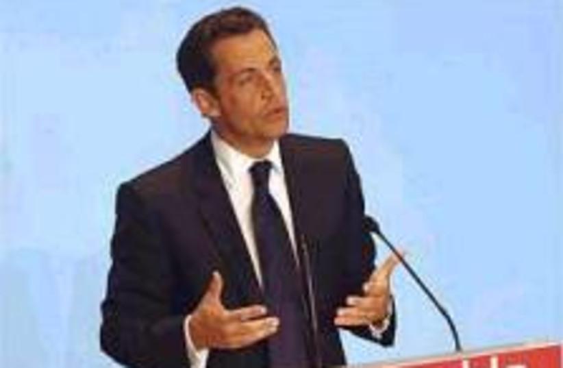 Sarkozy 224.88 (photo credit: )