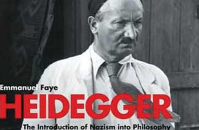 Heidegger 311 (photo credit: Courtesy)