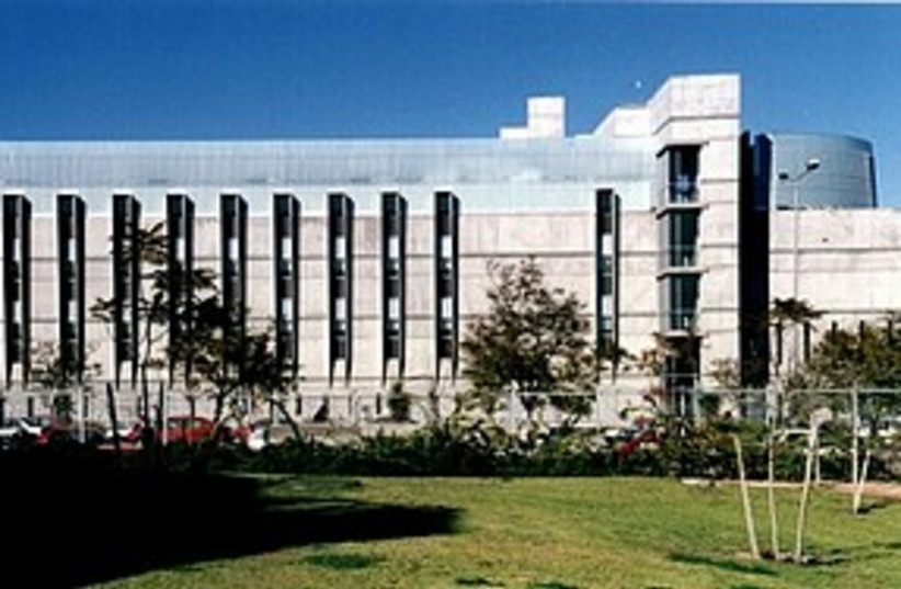 ben gurion university building 311 (photo credit: Courtesy)