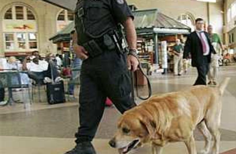 airport security 298.88 (photo credit: AP)