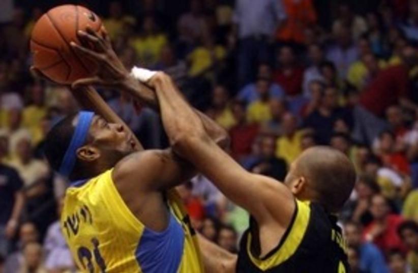 Maccabi 311 (photo credit: BSL)