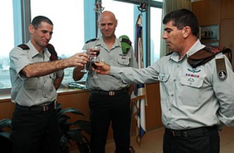 tivon, golan, ashkenazy, (photo credit: IDF)