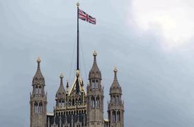 british parliament 311 (photo credit: AP)