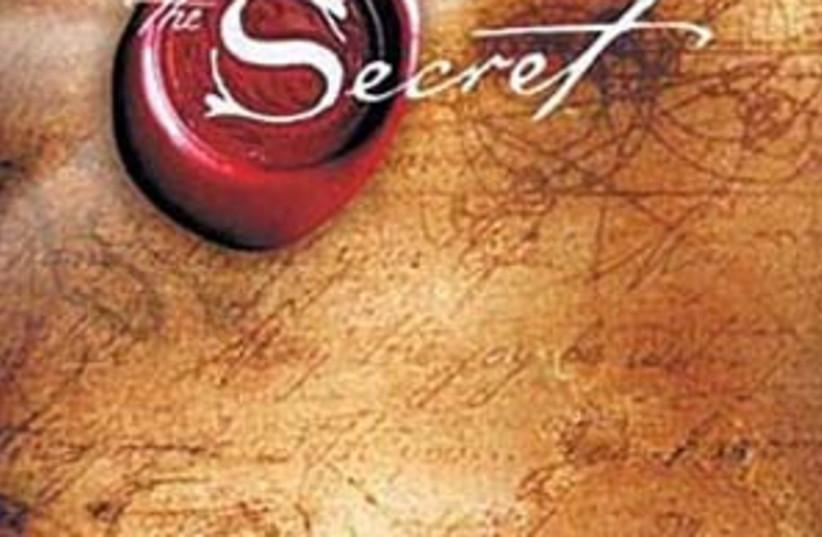 secret book 88 298 (photo credit: )