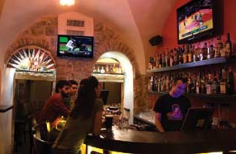Jerusalem bar 311 (photo credit: courtesy)
