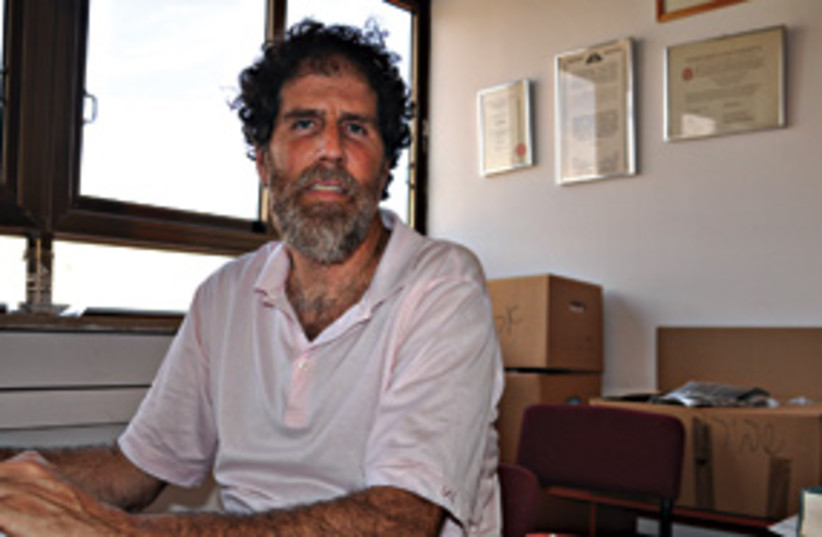 rabbi arik ascherman 311 (photo credit: Sarah Levin)