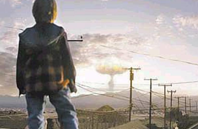 nuclear armagedon 298.88 (photo credit: courtesy)