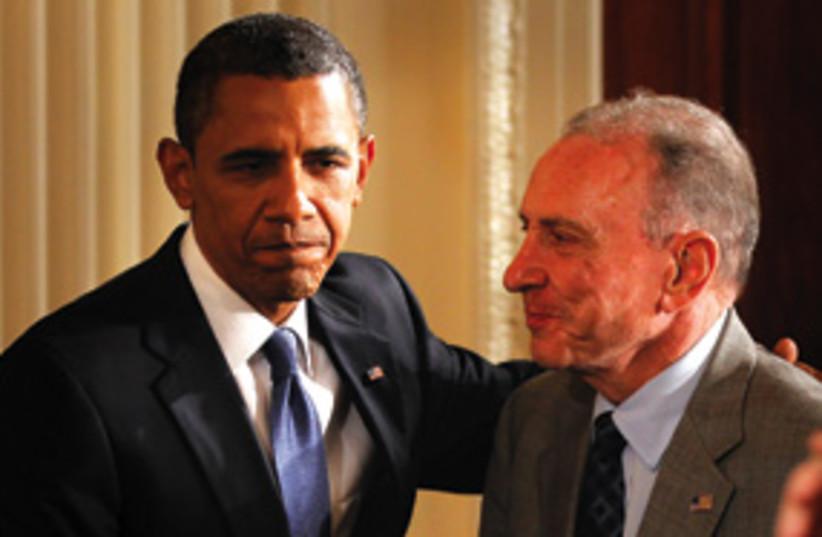 ObamaAndArlenSpecter311 (photo credit: Associated Press)