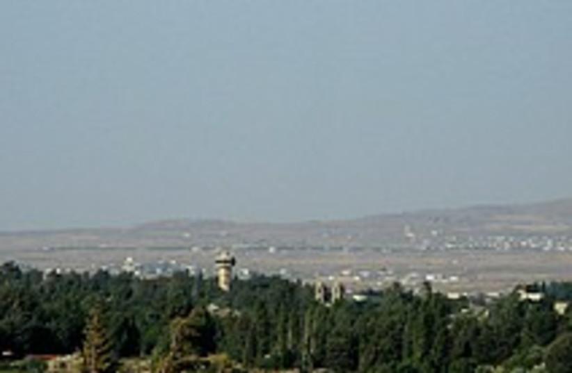 Syria Kunietra 298.88 (photo credit: Jonathan Beck)