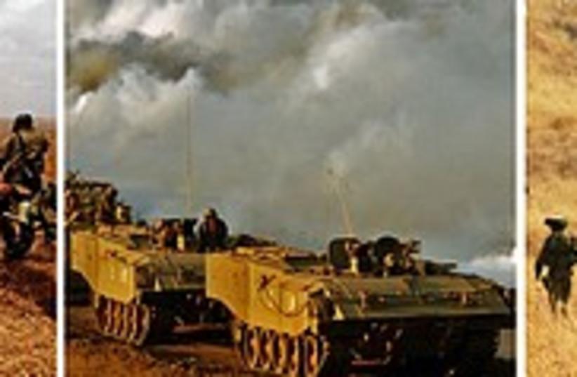 Golani 298.88 (photo credit: IDF [file])