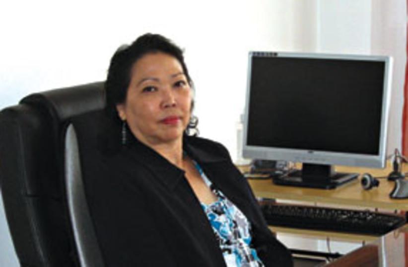 Phillipines Ambassador Petronilla Garcia 311 (photo credit: courtesy)