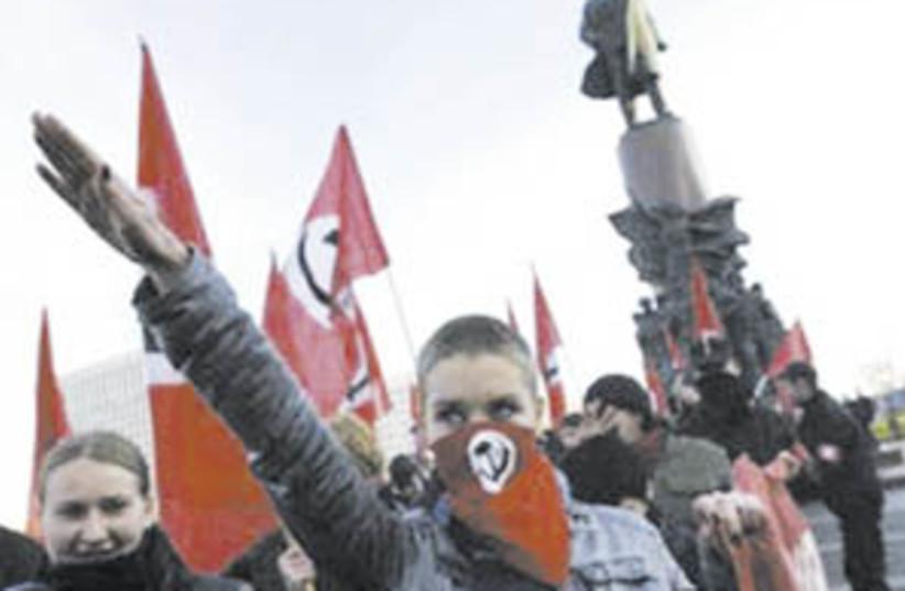 russia protest 298 88 (photo credit: Courtesy)