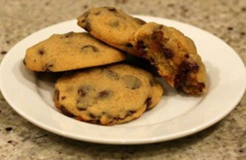 Chocolate chip cookies 311 (photo credit: courtesy)