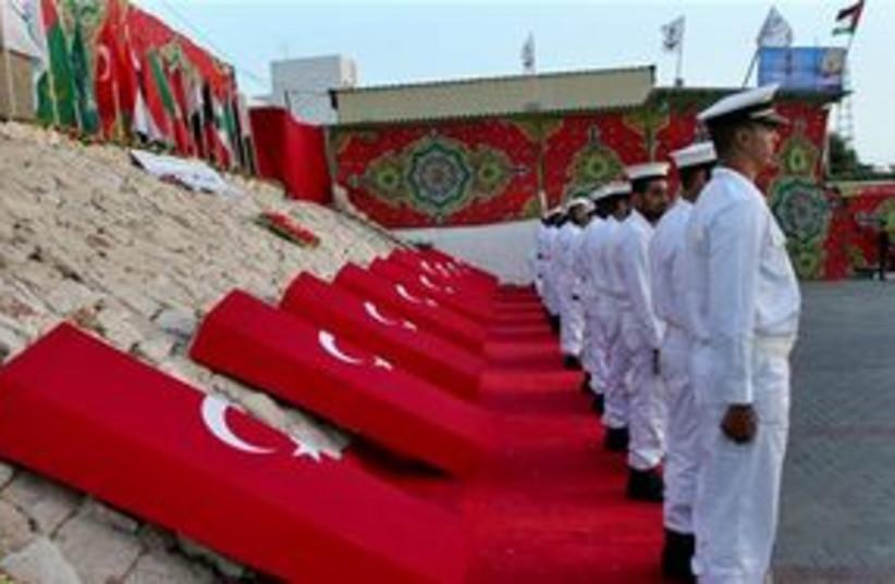 311_Turkey funeral (photo credit: Associated Press)