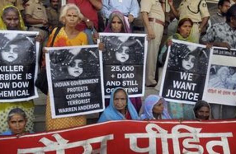 311_bhopal (photo credit: Associated Press)