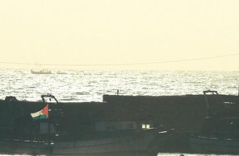 Gaza Sunset 311 (photo credit: Associated Press)