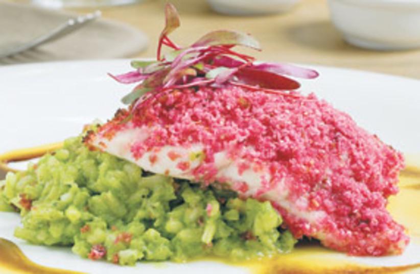 bariba restaurant 311 (photo credit: Courtesy)