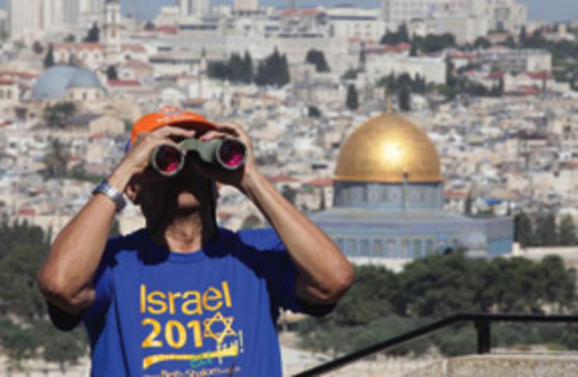 tourist in Jerusalem 58 (photo credit: Ariel Jerozolimski)