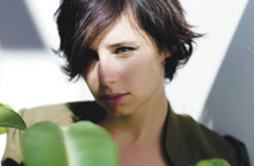 Aya Korem will perform at Beit Guvrin (photo credit: Gal Daran)