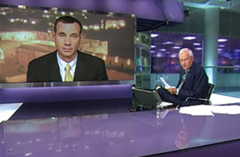 mark regev uk tv 311 (photo credit: Screenshot)