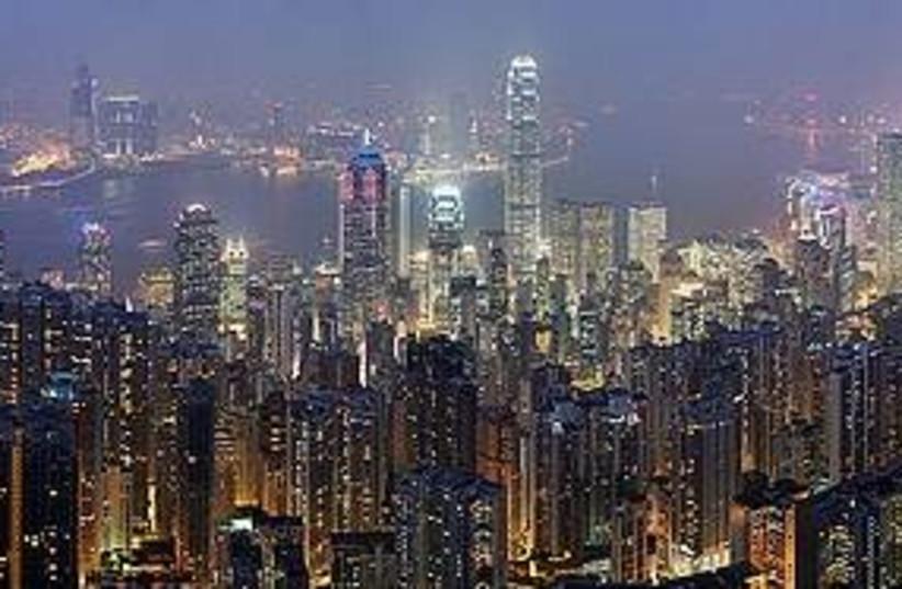Hong Kong skyline 311 (photo credit: Courtesy)
