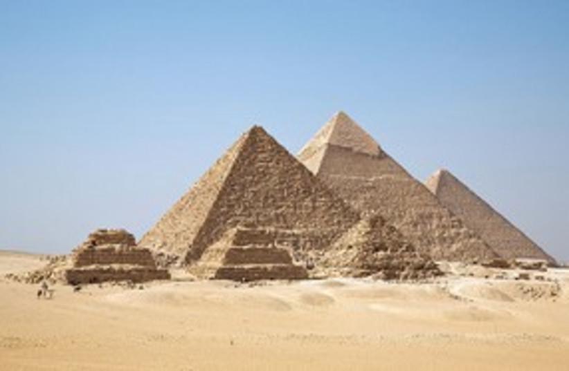Pyramids (magneficent) 311 (photo credit: Ricardo Liberato)