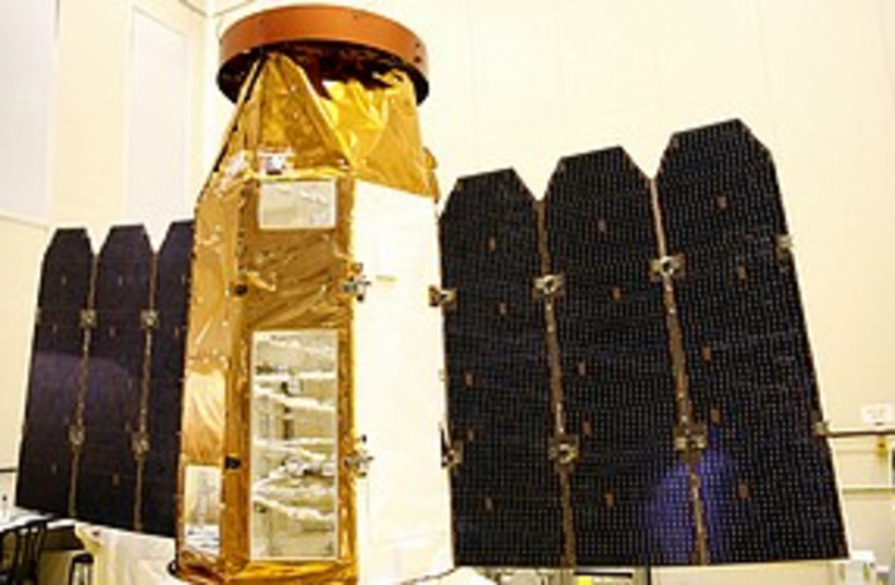 Ofek 9 spy satellite 311 (photo credit: Israel Aerospace Industries)