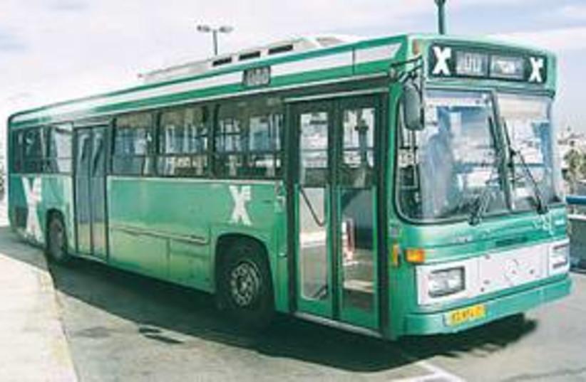 egged bus 311 (photo credit: Courtesy)