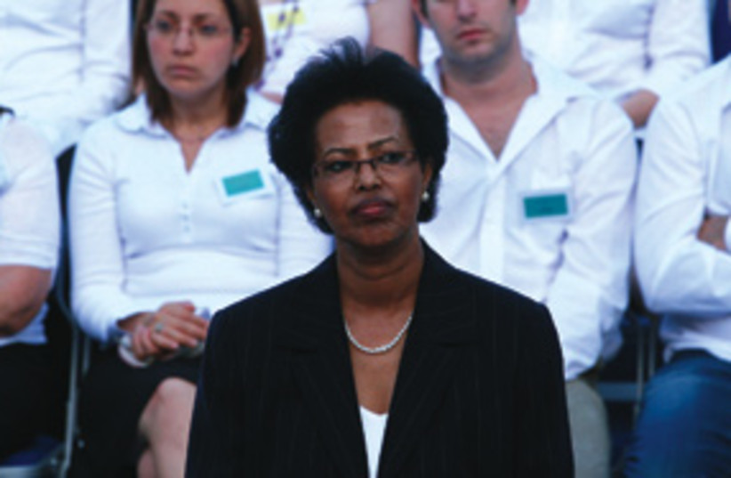 Dr. Nigist Mengesha 311 (photo credit: Courtesy)