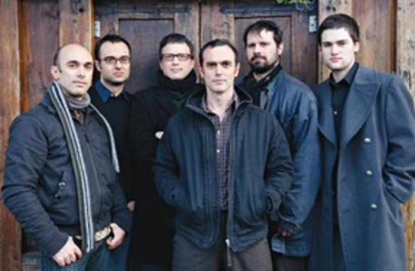 Austrailian Jewish Music Ensemble 311 (photo credit: Courtesy)