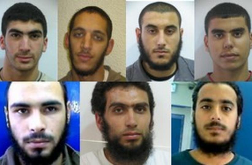 7 Israeli Arabs arrested 311 (photo credit: Shin Bet (Israel Security Agency))
