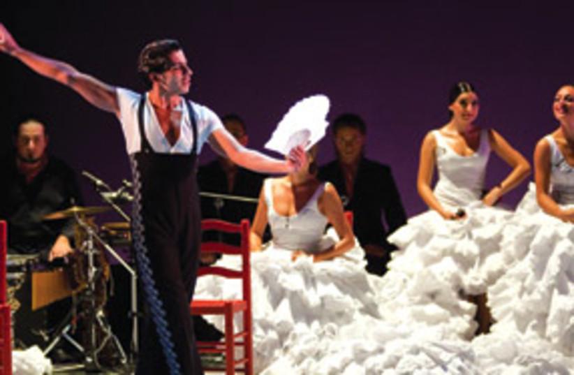 Nuevo Ballet Español 311 (photo credit: Courtesy)