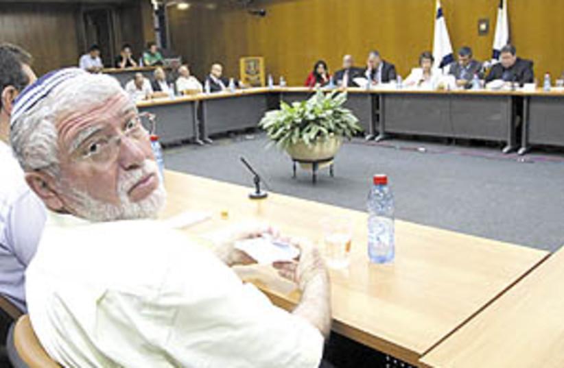 Uri Ben Noon 298.88 (photo credit: Ariel Jerozolimski)