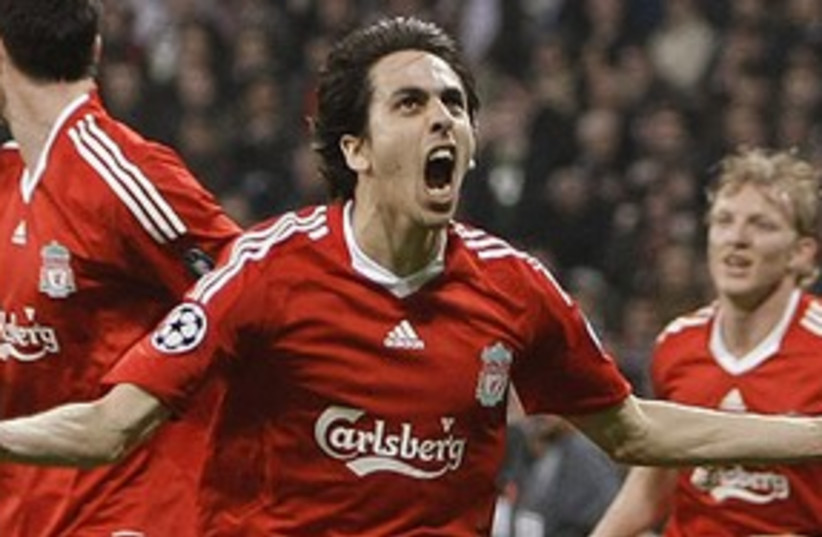 benayoun 311 (photo credit: Associated Press)