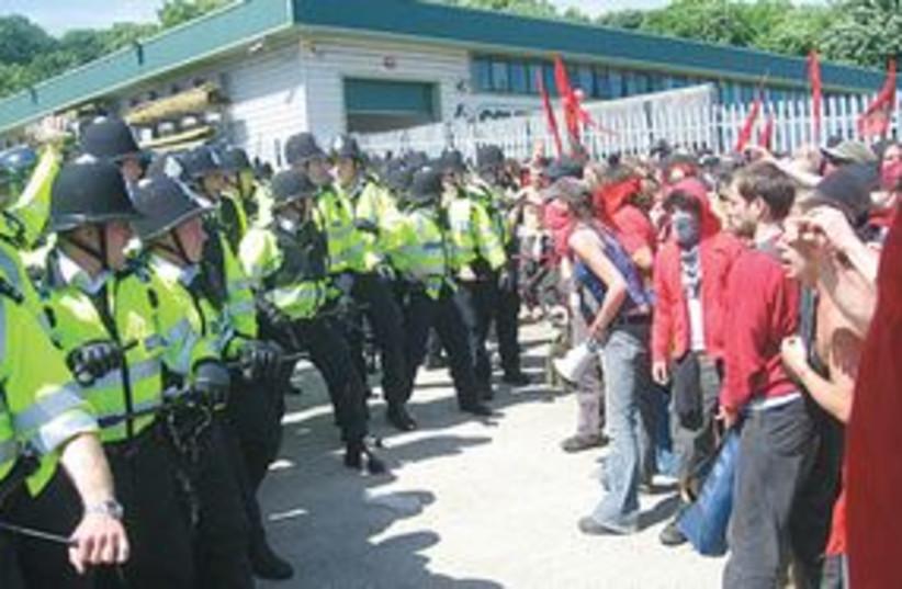 smash edo protest 311 (photo credit: Courtesy)