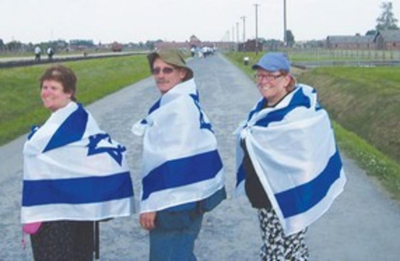 311_Holocaust trip (photo credit: Courtesy)