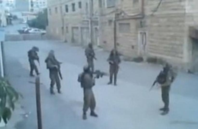 IDF dance Hebron 311 (photo credit: YouTube)