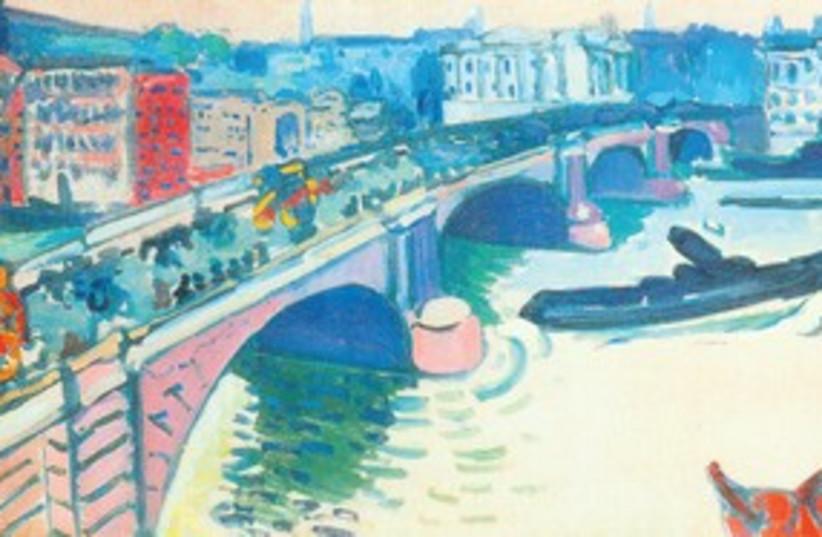 London Bridge 311 (photo credit: Werner and Gabrielle Merzbacher Collection)