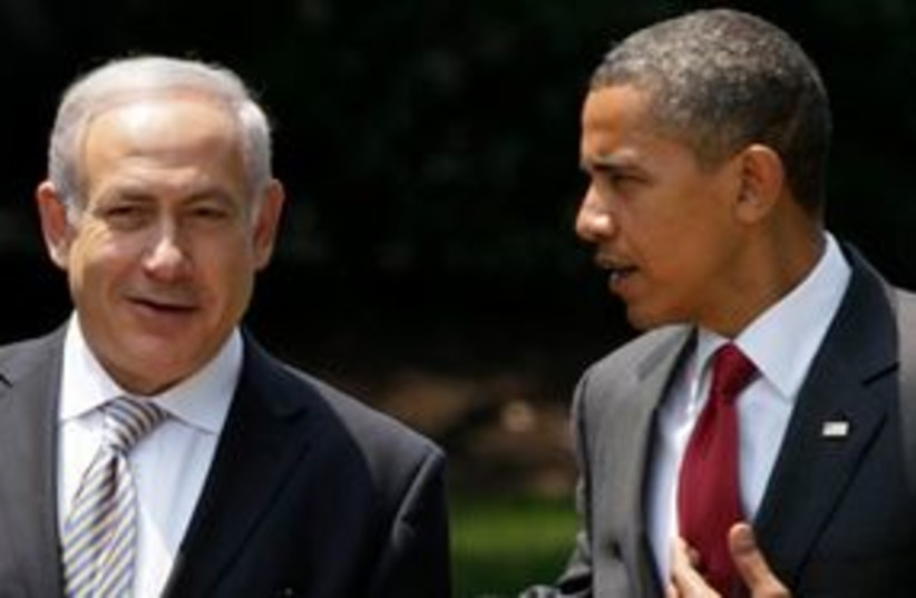netanyahu obama 311 (photo credit: Associated Press)