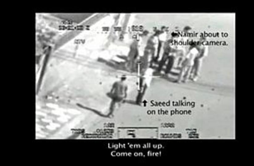 wikileaks video 311 (photo credit: AP)