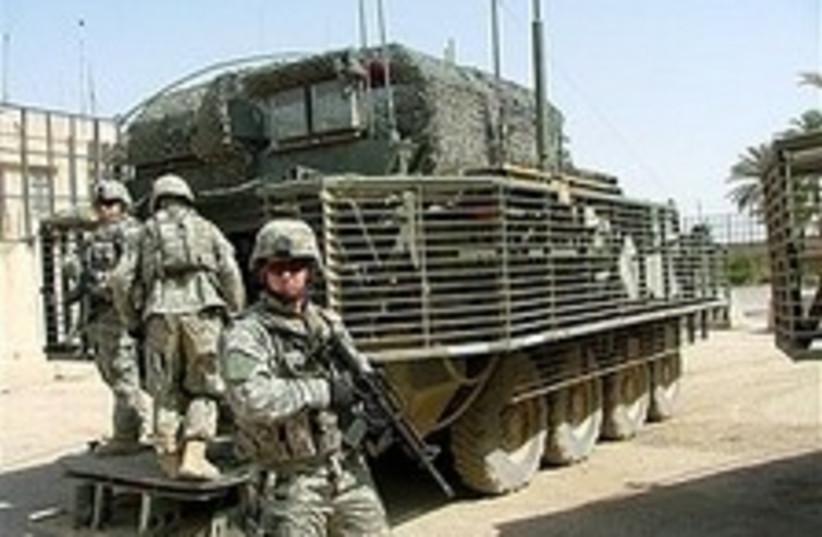 US troops Iraq 298.88 (photo credit: AP [file])