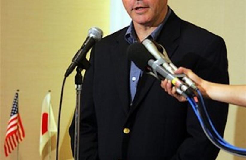 n. korea negotiator 298. (photo credit: ap)