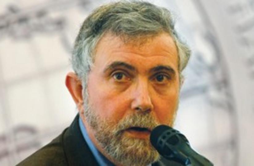 311_Paul Krugman (photo credit: Associated Press)