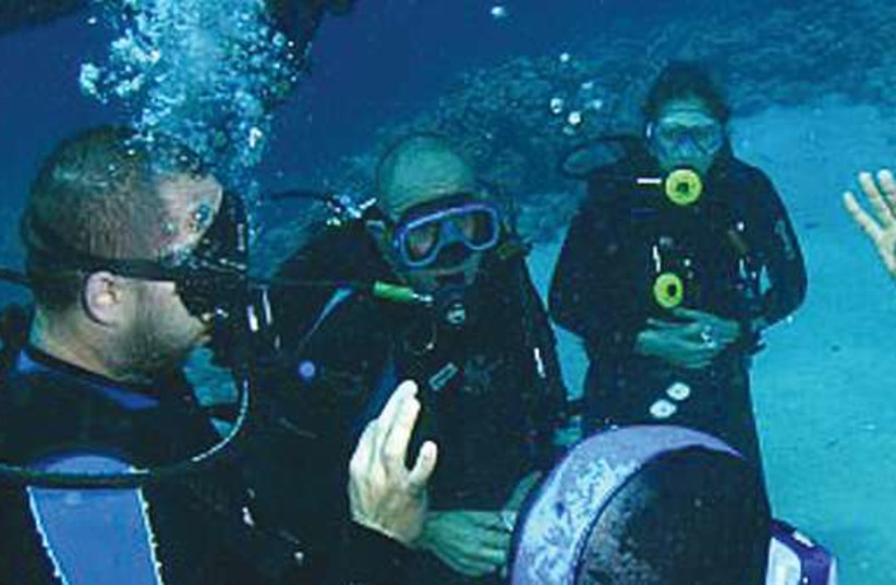 311_scuba diving (photo credit: Courtesy)
