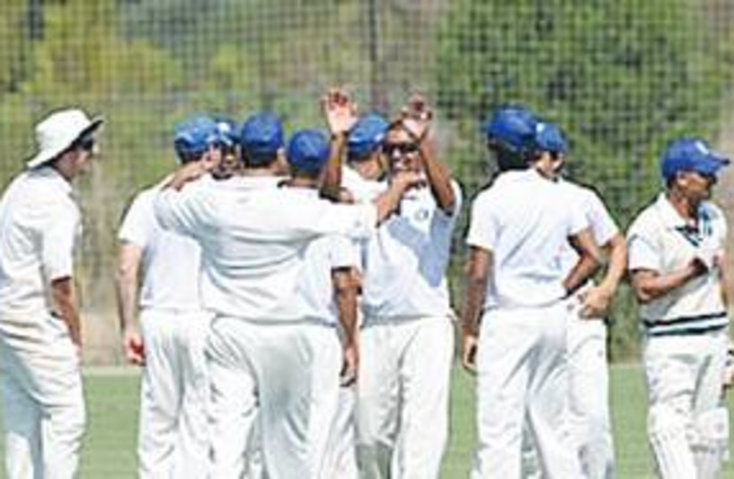 Cricketers 311 (photo credit: Courtesy)