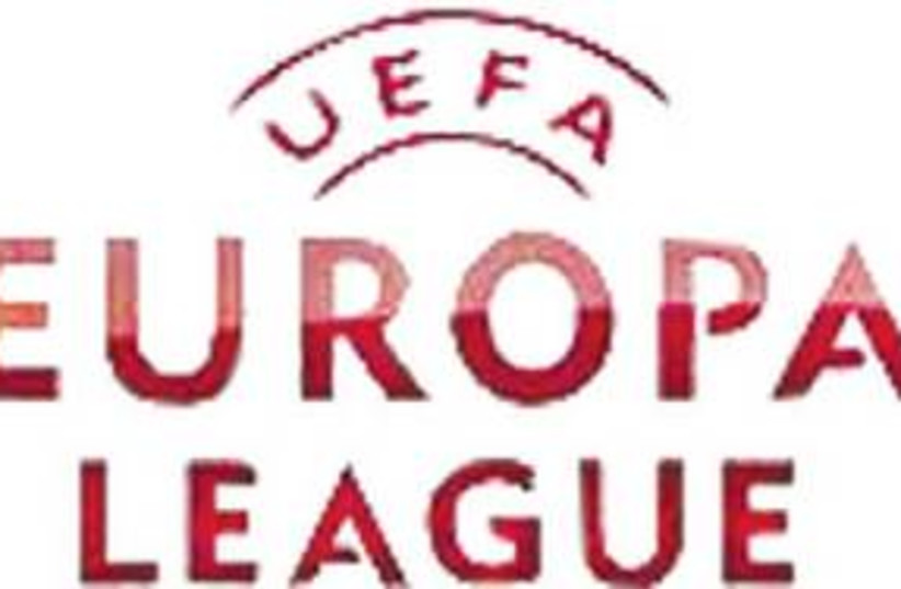 UEFA Europa League Logo 311 (photo credit: Mark Keppler/AP)