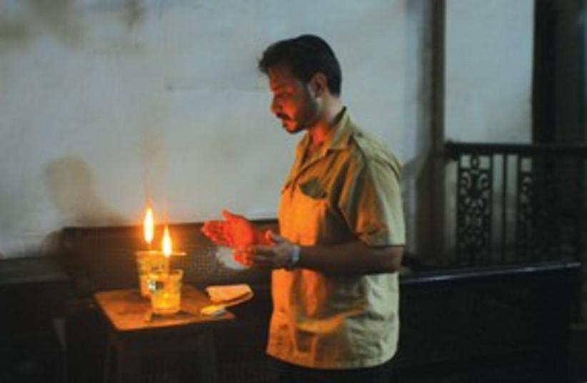 Calcutta 311 (photo credit: Associated Press)